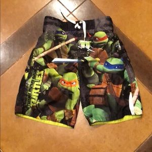 Ninja Turtle Swimsuit